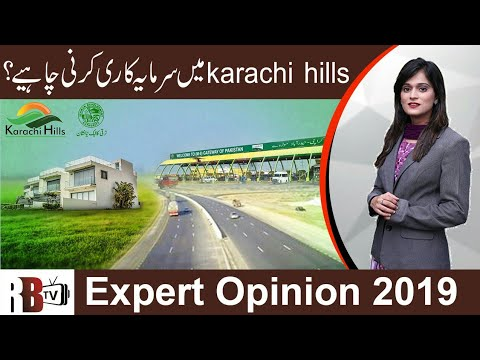 Investing In Karachi Hills A Good Idea ? Expert's Opinion   Property Insights