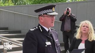 Greater Manchester police provide updates on Tuesday attack