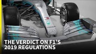 The verdict on F1's definitive 2019 regulations