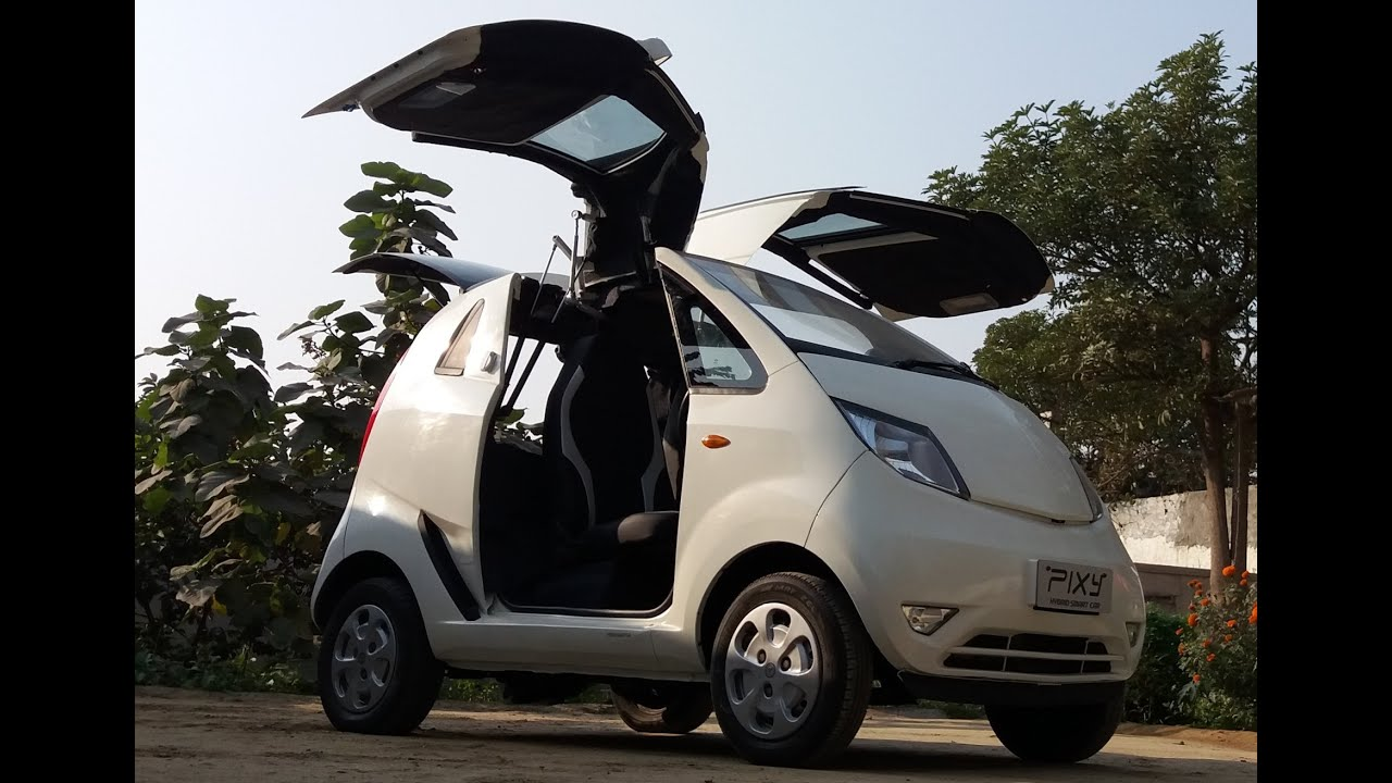 Android Smart Car Made In India