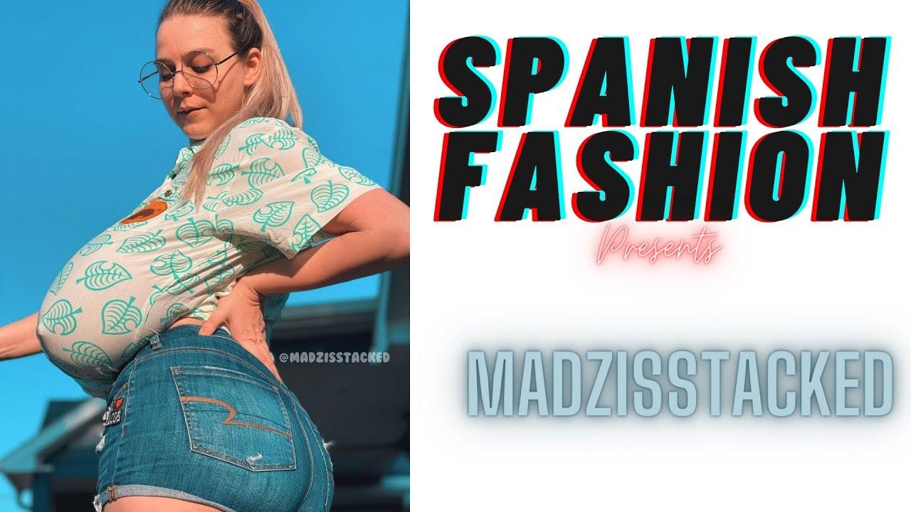 Download Super Fantastic Curvy Model American Model   Madzisstacked   Bio