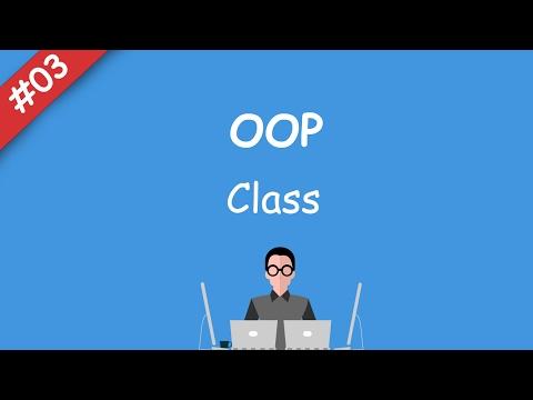 #03 [oop] - Classes