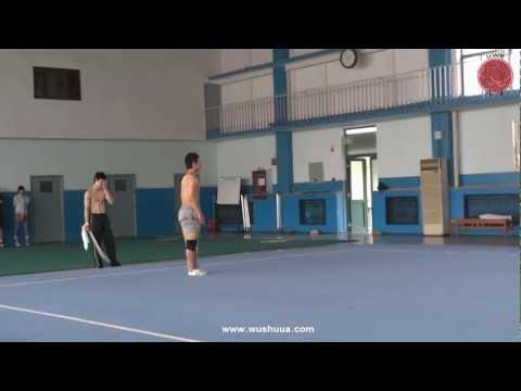 Luo Hong Chan quan 2 training 2011