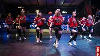 Школа танцев New project, dancehall 2016