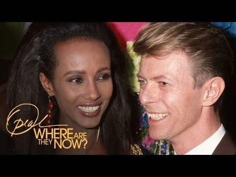 Iman Reveals the Secrets to Her Lasting Marriage to the Late David Bowie  Where Are They Now  OWN