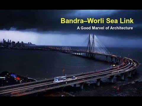 Bandra Worli Sea Link | Worli Sea Face | Mega Construction Projects | [HD]