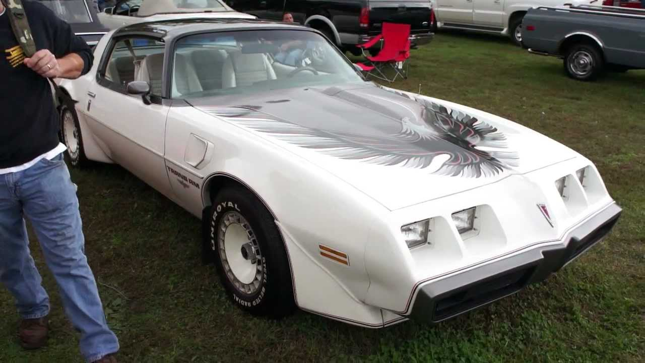 SOLD~~~1980 Trans Am Turbo Pace Car For Sale~Only 25k~BEAUTIFUL MUST ...