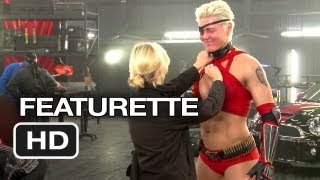 Kick-Ass 2 Featurette - Hit Girl Vs. Mother Russia (2013) - Chloë Moretz Movie HD