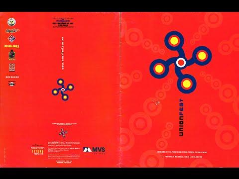 UNION FEST 1998, Pascal FEOS, Miss Yetti, Tony Rios - Live at Radio Activo 98.5