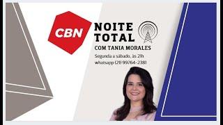 CBN Noite Total - 08/04/2021