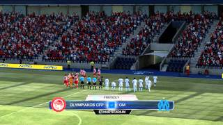 GSP FIFA 12 Demo - Champions League Group F Addon