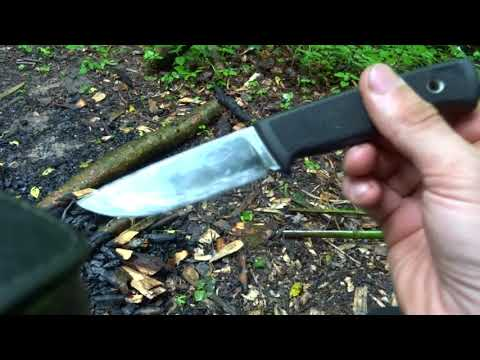 The Knife That Made Me Stop Buying Knives... Fallkniven F1.
