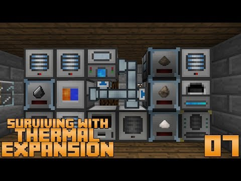Surviving With Thermal Expansion :: E07 - Automated Phyto-Gro Production