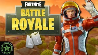 Let's Play - Fortnite: Battle Royale  - AH Live Stream