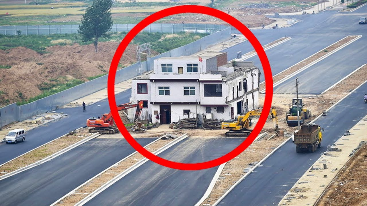 10 MOST STUBBORN HOMEOWNERS WHO REFUSED TO MOVE