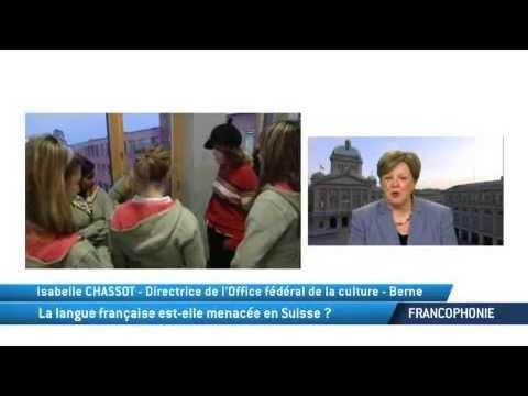 La langue française est-elle menacée en Suisse ?