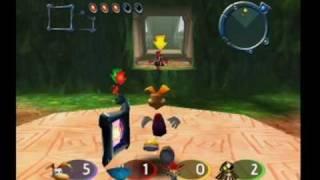 Rayman M Gameplay Part 1