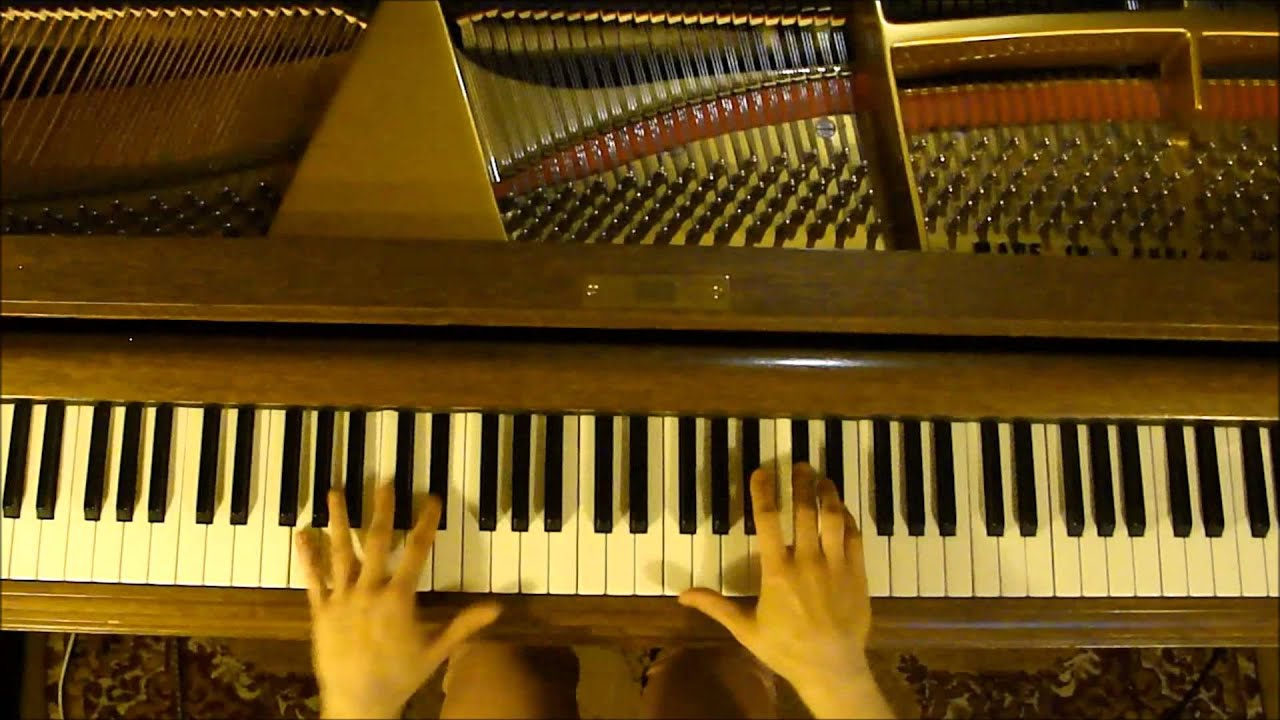 Chopin Etude op 25 No 1 As Dur / A flat Major