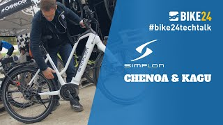 BIKE24 Techtalk | Simplon Chenoa & Kagu BOSCH