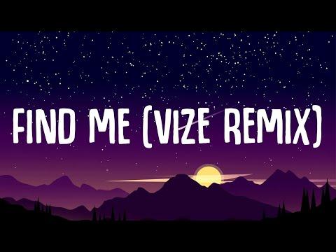 Sigma ft. Birdy - Find Me (Lyrics) VIZE Remix