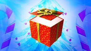 Fortnite GAVE ME a SPECIAL GIFT BOX.. What's inside will SHOCK YOU! | Fortnite: Battle Royale