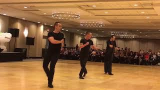 Hurts Like A Cha Cha Line Dance by Team International @2017 Windy City