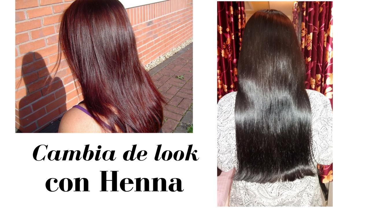 Colores de gena para el pelo