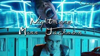 Halsey & Panic! At The Disco - Nightmare / Miss Jackson (Ft. LOLO) [Mashup]