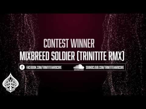 Remixbreed Soldier contest winner: Trinitite