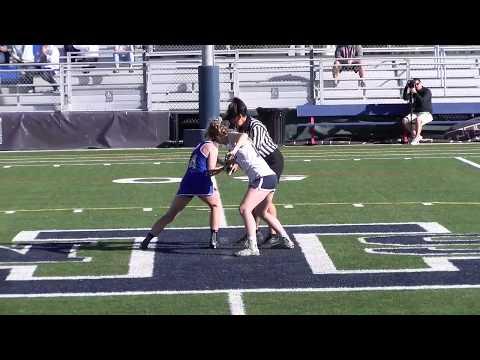 St. Margaret's vs Santa Margarita Girls' Lacrosse