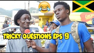 Trick Questions In Jamaica Episode 9 [Papine] @JnelComedy @DiQuestions