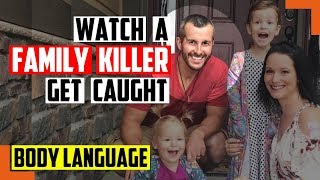 Watch How Police Caught Chris Watts, Family Murderer, With Body Language - Police Body Cameras thumbnail