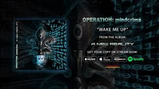"Operation: Mindcrime - ""Wake Me Up"" (Official Audio)"