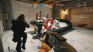 Rainbow Six Siege Camera Confusion Trolling - Confusing Teammates!
