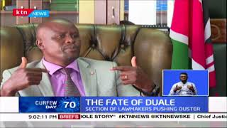 Section of lawmakers push for Duale ouster