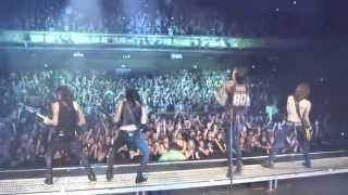 black veil brides in the end alive and burning hd
