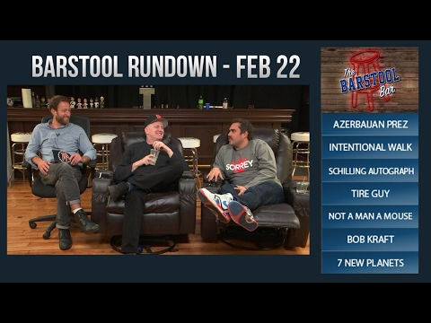 Barstool Rundown - February 22, 2017