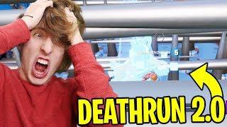 🔴 Fortnite CIZZORZ DEATHRUN 2.0 *RAGE*! | Cizzorz Deathrun 2.0 Code & Cheats!? (Fortnite LIVE)