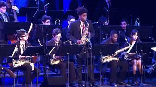 Super Jazz at the Ranch - Hamilton B