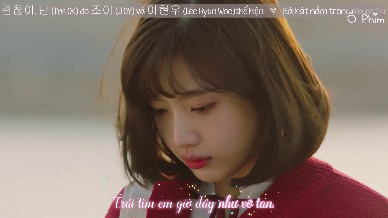 Mới Nhất -Vietsub   It's Ok - Joy ft Lee Hyun Woo ( The Liar and His Lover Ost Part 2)