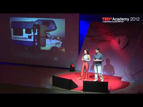 Another World Is Here: Caravan Project At TEDxAcademy