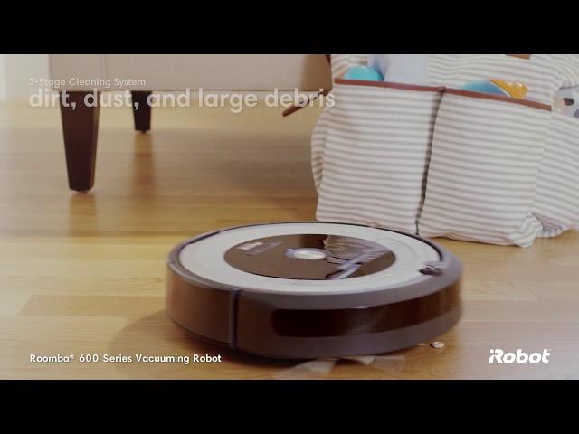 Roomba 690 Video Overview - Smart Vacuum Cleaner