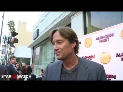 """Kevin Sorbo interview at """"Alongside Night"""" red carpet screening"""