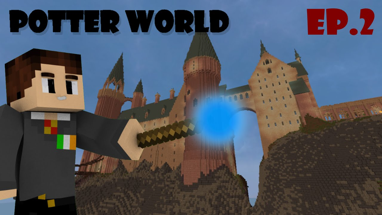 The sorting hat minecraft potter world ep2 youtube the sorting hat minecraft potter world ep2 sciox Gallery