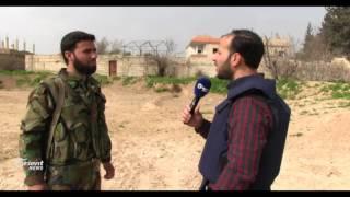 خسائر في صفوف النظام على جبهة الريحان بالغوطة الشرقية