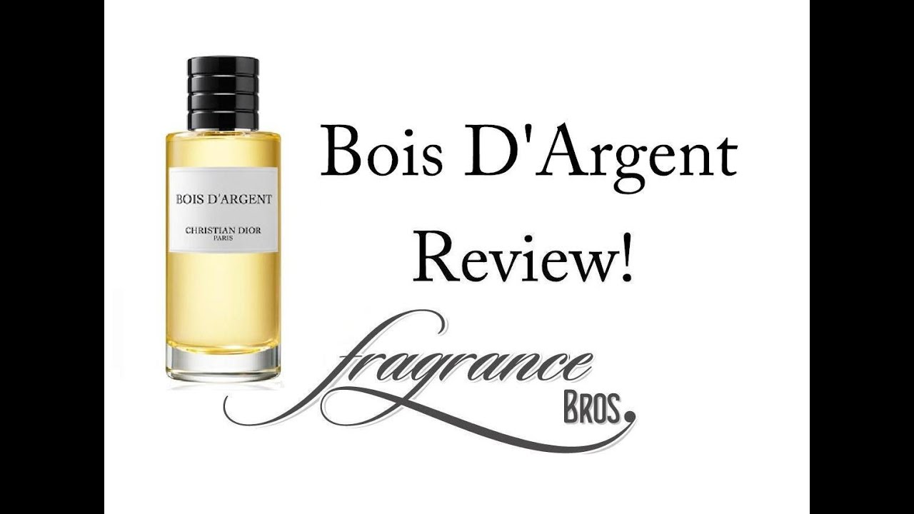 Dior Bois DArgent Review! Liquid Money  YouTube ~ Bois D Argent Fragrantica