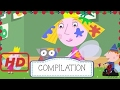 Ben and Holly's Little Kingdom - Back To School Compilation