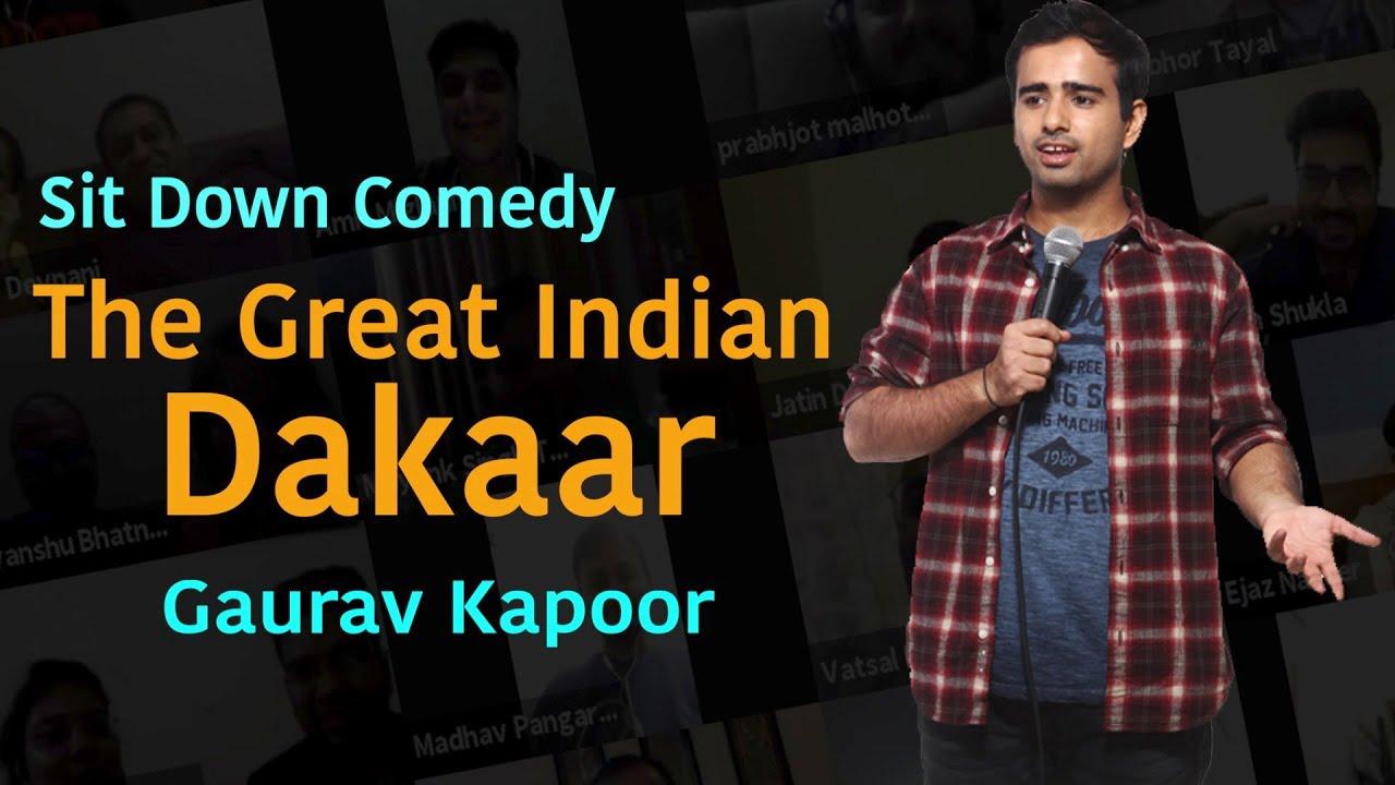 THE GREAT INDIAN DAKAAR   Gaurav Kapoor   Crowdwork   Online Show Part 2