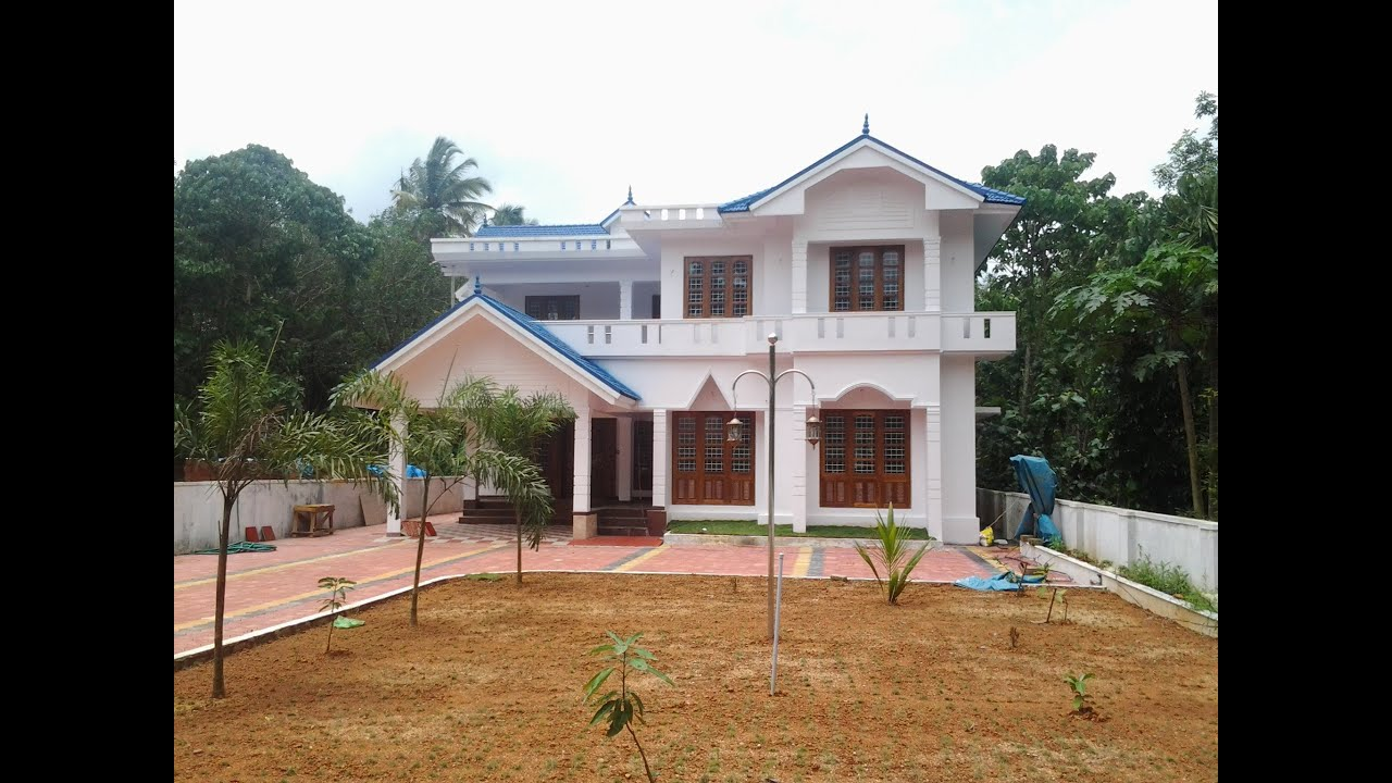 Beautiful House In Angamaly Ernakulam Kerala