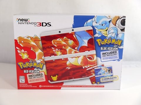 unboxing:-pokémon-red-and-blue-anniversary-edition-new-nintendo-3ds